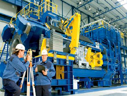 PRINZ TECHNIK an Herstellung der größten Strangpresse der Welt beteiligt