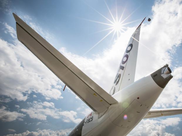 PRINZ TECHNIK am Prüfstand für Bombardier C-Series beteiligt